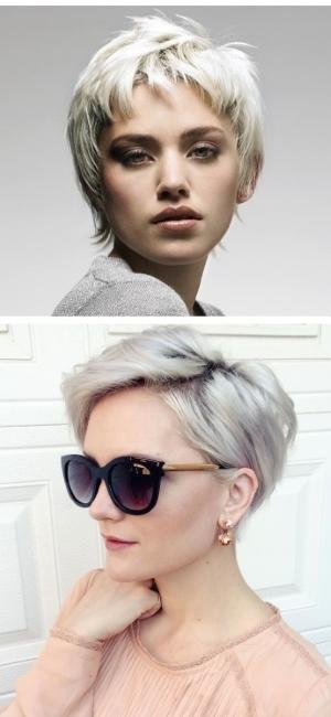 Часто красить седые волосы